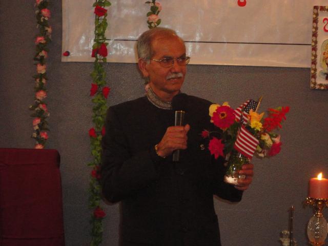 professor sydney prabhu miranda